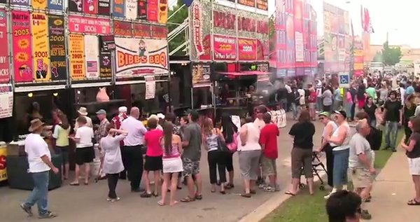 Pickering Ribfest 2012