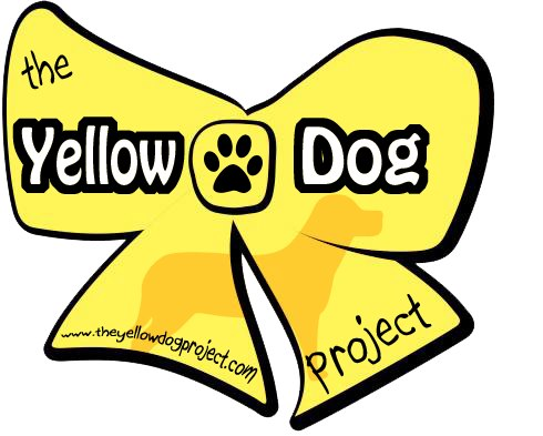 Yellow Dog Project ribbon