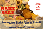 Come Along To The Oasis Bake Sale – Saturday 1st March