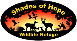 Shades of Hope Wildlife Refuge logo